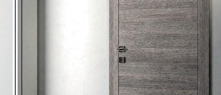Porte Djado en bois